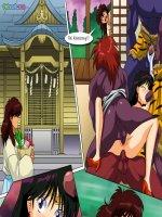 Barátnők 2-3. rész - 13. oldal