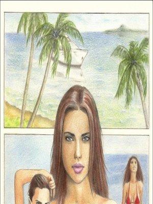 Adriana és a szexi fotósorozat