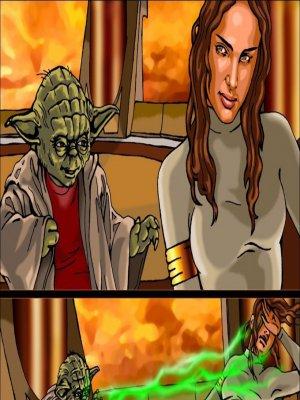 Star Wars - Yoda - Erotikus képregény