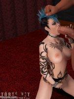 A tetovált lány, avagy a lány, aki a tűzzel játszott... - 18. oldal