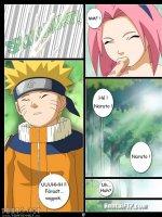 Naruto és Sakura az erdőben - 10. oldal