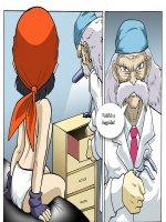 Pan az orvosnál