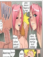 Naruto - Az éjszakai vendég - 15. oldal