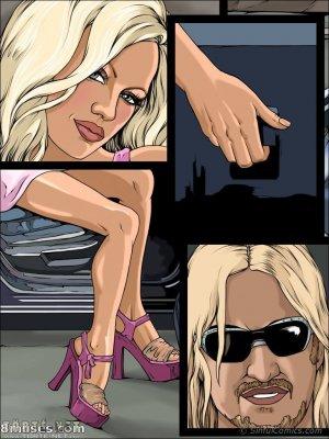Pamela Anderson és Brett - Az eltitkolt felvétel