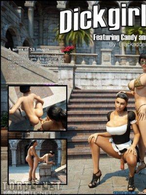 Dickgirls 2. rész - Candy és Dina