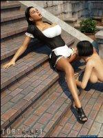 Dickgirls 2. rész - Candy és Dina - 10. oldal