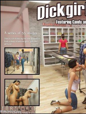 Dickgirls 3. rész - Candy és Dina