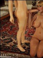 Dickgirls 4. rész - Dina, Sara és Skyla - 49. oldal