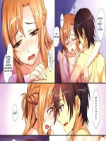 Sword Art Online - Asuna és Kirito - 7. oldal