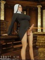 Dickgirls 6. rész -  Gisela és Sara - 7. oldal