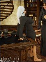 Dickgirls 6. rész -  Gisela és Sara - 8. oldal