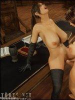Dickgirls 6. rész -  Gisela és Sara - 18. oldal