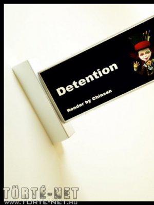 Iskolai büntetésben