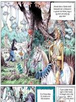 Piroska és a farkas - 6. oldal