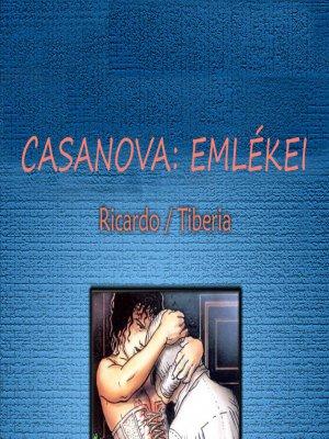 Casanova emlékei - Erotikus képregény