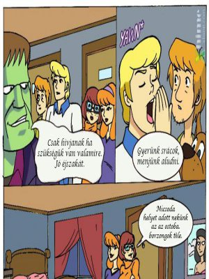 Scooby Doo és misztikus szex parti