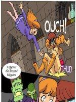 Scooby Doo és misztikus szex parti - Erotikus képregény