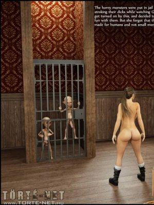 Szörnyeteg szex 2. rész